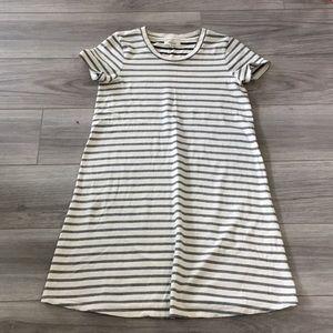 Madewell Tee Shirt Dress